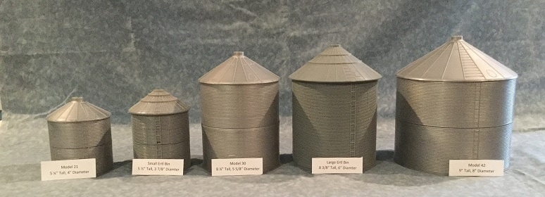 Standi Toy Products - Your source for Standi Toys!!! Grain bins